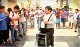 ¿Cómo reaccionarían las personas discapacitadas de Lima en un terremoto?
