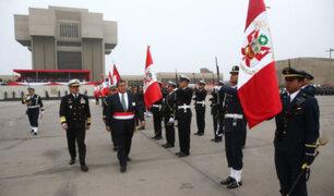 Ministro Nieto: Gobierno impulsa la institucionalización de las FFAA