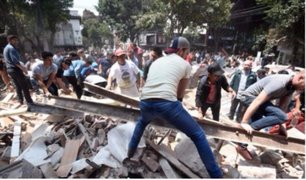 Exclusivo desde México: Panorama en el epicentro del terremoto