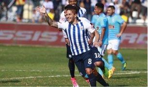 Alianza Lima venció 2-1 a Sporting Cristal y pelea el título del Clausura