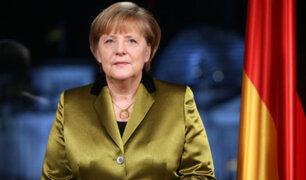 Alemania: Angela Merkel es reelegida para un cuarto mandato
