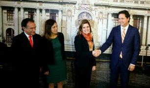 Premier Aráoz y Fuerza Popular renovaron compromiso