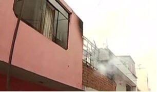 Callao: municipio ayudará a familia afectada por incendio