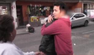 Independencia: aparece joven con autismo desaparecido en el Jockey Plaza