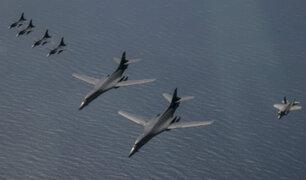 Corea del Norte reforzó su posición militar tras 'advertencia' estadounidense