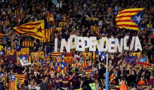 España: referéndum catalán se realizará el 1 de octubre