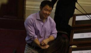 Reacciones tras propuesta de Kenji Fujimori sobre bicameralidad en el Congreso