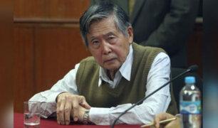 Congresistas aseguran que eventual indulto humanitario a Fujimori polarizaría al país