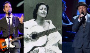 'La flor de la canela' y 'El surco' nominados a los Latin Grammy 2017