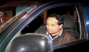 Chorrillos: conductor ebrio se queda dormido en plena avenida