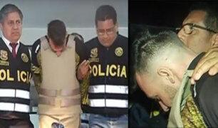 Chorrillos: capturan a ciudadano francés que era buscado por la Interpol