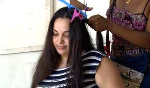 Venezuela: mujeres venden su cabello para comprar alimentos