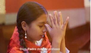 Papa Francisco: conoce la oración oficial en quechua para el Santo Padre