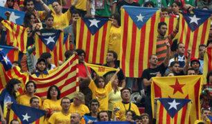 España: gobierno busca impedir referendo en Cataluña