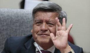 César Acuña absuelto por el caso 'Plata como cancha'