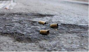 Pachacámac: joven malherido huye de asaltantes tras ser baleado
