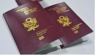 Migraciones: pasaporte biométrico podrá obtenerse en un día