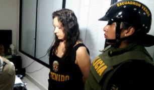 Cañete: prima de Ollanta Humala es detenida en megaoperativo
