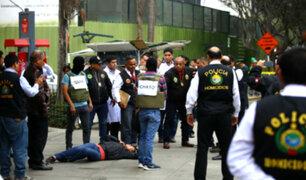 Condenan a cadena perpetua a sujetos que asesinaron a cambista en San Isidro