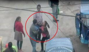Nuevo Chimbote: mujer embarazada golpea a su pareja tras descubrir infidelidad