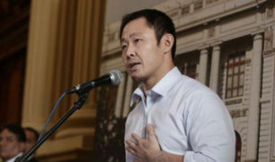 """Kenji Fujimori: """"Optamos por no apoyar la vacancia, votando en abstención"""""""