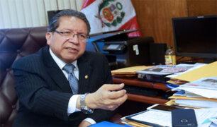 Fiscal Sánchez confía que se logrará la extradición de Alejandro Toledo