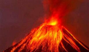 Guatemala y Hawai sufren pérdidas por erupción de volcanes