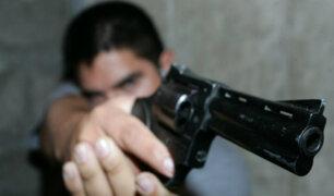 Huachipa: obrero muere por disparo en la cabeza