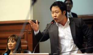 Comité Disciplinario de Fuerza Popular continuará proceso contra Kenji Fujimori