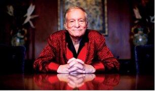 Conoce un poco más de la vida de Hugh Hefner, fundador de la emblemática revista Playboy