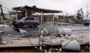 Crisis humanitaria en Puerto Rico: no hay agua ni alimentos tras paso de huracán María