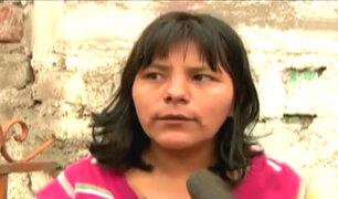 Comas: madre desesperada busca a su hija de 8 años