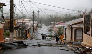FAP traerá a peruanos afectados por huracán en Puerto Rico