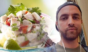 Chef francés promueve nuestra gastronomía en Europa
