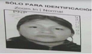 Policía identifica a falsa enfermera que asalta a ancianos en SJL