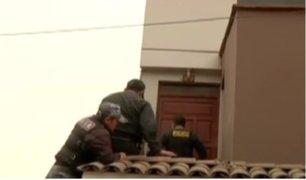 Comas: policía detuvo a presunto responsable de desaparición  de niña