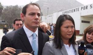 Reacciones tras investigación a Keiko Fujimori y su esposo bajo ley de crimen organizado