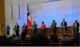 Chile: candidatos presidenciales participan del primer debate
