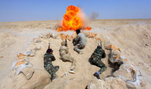 Ofensiva del Estado Islámico deja más de 100 muertos  en Siria