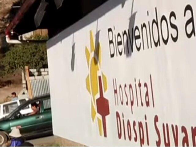 Pareja de alemanes construyeron moderna clínica en la sierra peruana