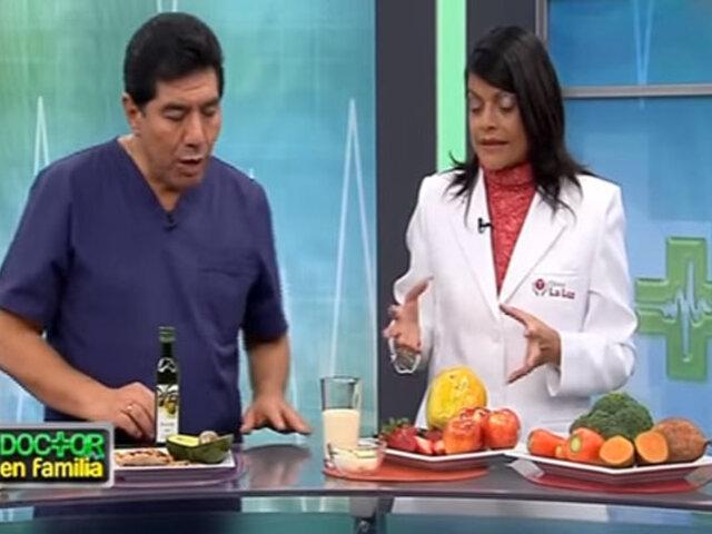 Doctor en Familia: beneficios y propiedades de los antioxidantes