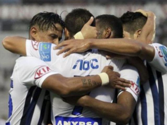 Alianza Lima venció 2-1 a Melgar por la fecha tres del Torneo Clausura