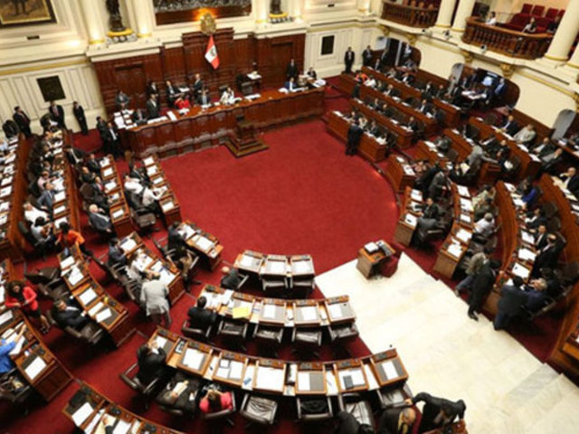 Congresistas se pronuncian tras detención de Alejandro Toledo en EEUU