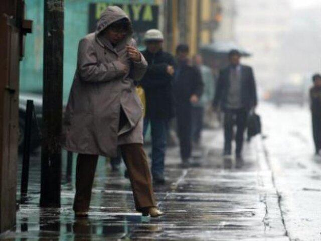 Llegó el invierno: Senamhi informa qué zonas soportarán temperaturas más bajas en Lima