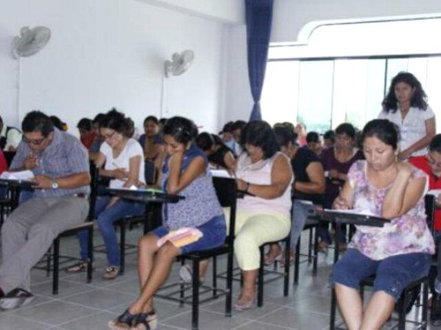 Minedu: sueldo mínimo de maestros ascenderá a S/2,400 en 2020
