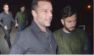 """Ricky Martín afirma que su boda con el sirio Jwan Yosef  """"será a lo grande"""""""