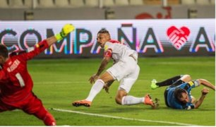 Los goles de Perú en las Eliminatorias a Rusia 2018