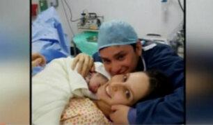 San Borja: padre denuncia que conocida clínica intercambió a recién nacidos