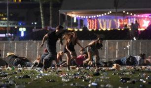 Las Vegas: Entre los peores atentados en la historia de Estados Unidos
