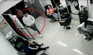 Rímac: delincuentes armados asaltan spa y se llevan más de dos mil soles